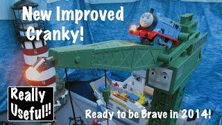 getlinkyoutube.com-Thomas & Friends Trackmaster Tale of the Brave Light-Up Cranky!