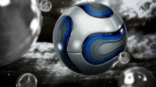 SOCCER BALL motion graphic design by VELOSH