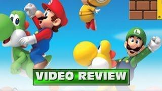 getlinkyoutube.com-New Super Mario Bros Wii Review