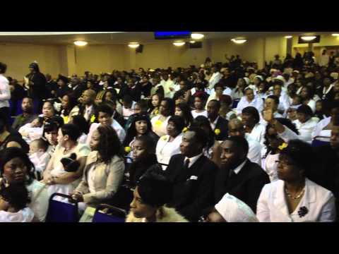 Dr. Peter Samuels Home Going_Racquel @ Ruach Ministries