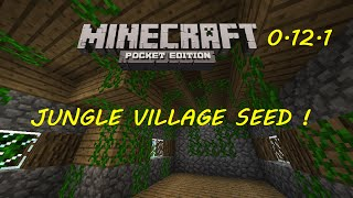 getlinkyoutube.com-[MCPE 0.15.0] JUNGLE VILLAGE SEED !  | MINECRAFT PE
