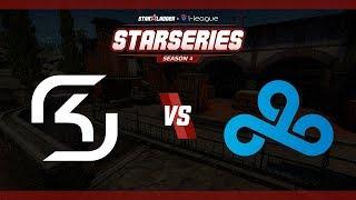 StarSeries i-League S4 - SK Gaming vs. Cloud9 (Mapa 2 - Inferno) - Narração PT-BR