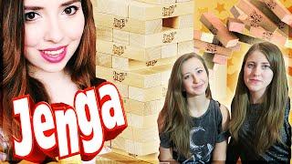 getlinkyoutube.com-JENGA CHALLENGE