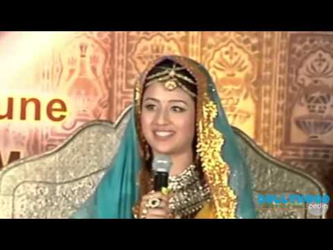 Ekta Kapoor At Serial Jodha Akbar
