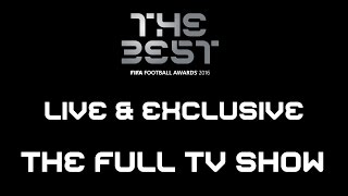 WATCH AGAIN - The Best FIFA Football Awards™ TV Show