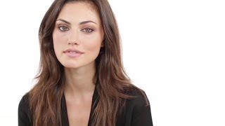 getlinkyoutube.com-Bronze Evening Makeup with Phoebe Tonkin by Celebrity Makeup Artist Monika Blunder