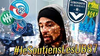 EN PRISON POUR AVOIR SUPPORTÉ SON CLUB ? Strasbourg 0 - 2 Bordeaux