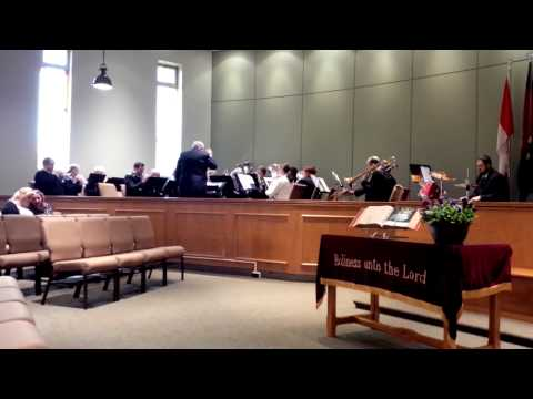 Oakville and Burlington Salvation Army Bands - Prelude 4of5