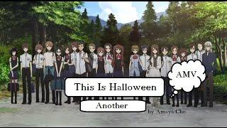 getlinkyoutube.com-[AMV] This Is Halloween - Nightcore | Another | HALLOWEEN SPECIAL