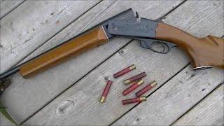getlinkyoutube.com-Remington Model 812 .410 Shotgun