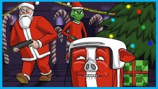 getlinkyoutube.com-Gmod Prop Hunt Funny Moments Christmas Edition! - Santa Claus vs The Grinch!