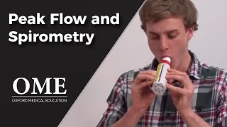 getlinkyoutube.com-Peak Flow and Spirometry - Lung Function Tests