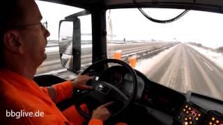 getlinkyoutube.com-Unterwegs mit dem Winterräumdienst auf der B6n
