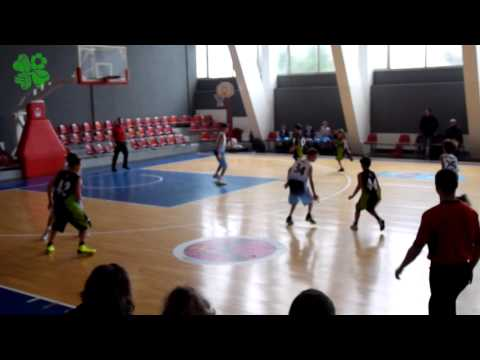 BC Sports Talents vs BC Academic 17 - boys - U12 - 2013-2014