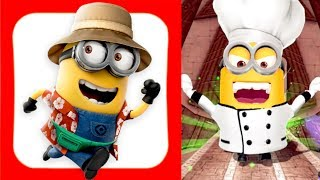 getlinkyoutube.com-BAKER MINION!!! Despicable Me: Minion Rush (iPhone Gameplay)
