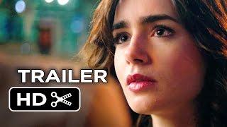 Love, Rosie Official Trailer #2 (2015) - Lilly Collins, Sam Claflin Movie HD