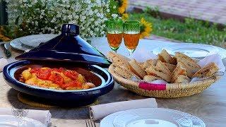 getlinkyoutube.com-Choumicha : Tajine de poulet Maqfoul | شميشة : طاجين الدجاج مقفول