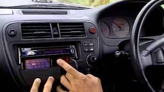 getlinkyoutube.com-EK4 Sedan B16B 1800cc stroker kit 9000rpm!