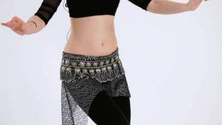 getlinkyoutube.com-How to Do Hip Drops | Belly Dancing