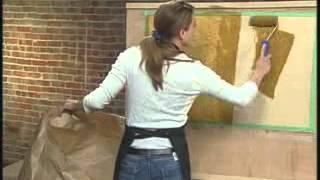 getlinkyoutube.com-Modern masters 1. Wall Glazing