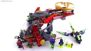 getlinkyoutube.com-LEGO Ninjago Ronin R.E.X. review! set 70735