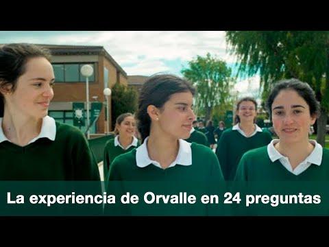 24 preguntas sobre la experiencia de estudiar en Orvalle