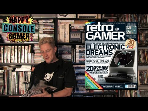 RETRO GAMER MAGAZINE! -M4i7uOWwLLk