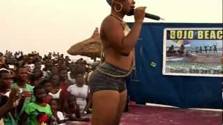Party at the Beach. 1/1/2012 @Bojo Beach Accra Ghana