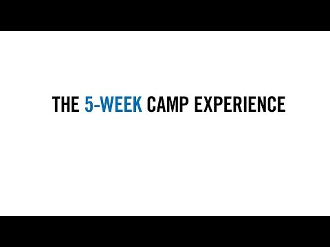 The  5-Week Camp Experience at IMG Academy