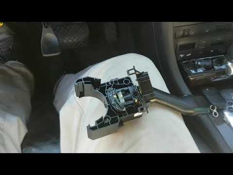 Где находится реле омывателя лобового стекла в Audi SQ7