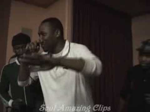 Mo' Katalyst, Reason, Huge & Oz FreestyleD Pt1 [Live @ SPS 911 Aftermath]