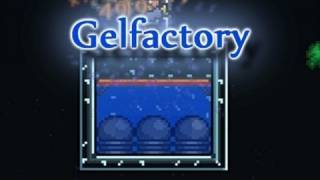 Terraria - Gelfactory, simple, clean and effective
