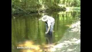 getlinkyoutube.com-Fly Fishing strikes