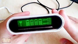 Портативное зарядное устройство 18650 или Power Bank (PowerBank) TOMO V8-4 с Aliexpress