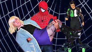 getlinkyoutube.com-Spider-Man: The Night Gwen Stacy WOULDN'T Die - The Amazing Spider-Man 2 PARODY