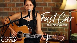 getlinkyoutube.com-Tracy Chapman - Fast Car (Boyce Avenue feat. Kina Grannis acoustic cover) on Apple & Spotify