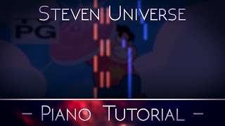 getlinkyoutube.com-[DOWNLOAD] Steven Universe - We Are The Crystal Gems - Piano TUTORIAL
