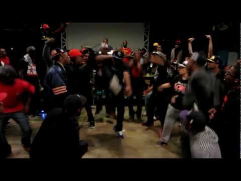 Konkrete aka Jr. Tight Eyez Vs. Bearklaw aka Twin Klash Vs. Street Noise - Bearklaw