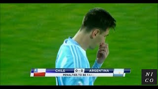 getlinkyoutube.com-Copa América 2015 FINAL - Chile vs Argentina / Penalty shootout