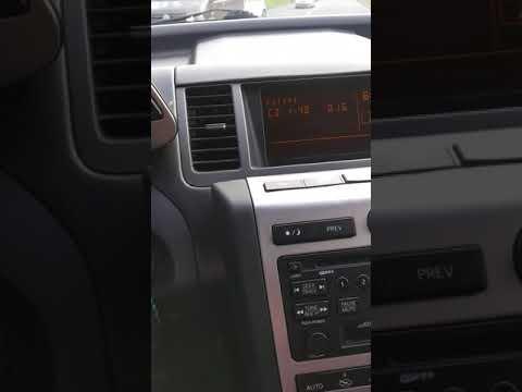 Расположение в Nissan Murano привода спидометра
