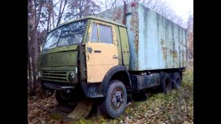 getlinkyoutube.com-Брошенные автомобили города Липецка