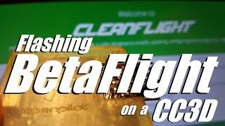 getlinkyoutube.com-Install BetaFlight on CC3D