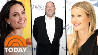 Harvey Weinstein Sex Scandal