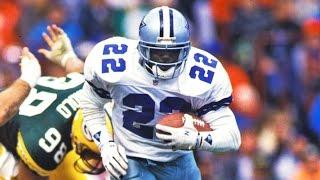 getlinkyoutube.com-Emmitt Smith (RB, Dallas Cowboys) Career Highlights | NFL