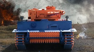 getlinkyoutube.com-World War Nerf