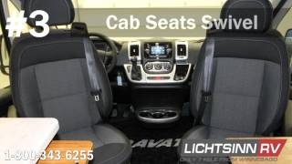 getlinkyoutube.com-Pleasure-Way Lexor TS vs Winnebago Travato | Dodge Ram ProMaster Chassis