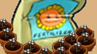 getlinkyoutube.com-Plants vs Zombies - Zen Garden Growing 32 BRAND NEW plants!! (All at once!!!)
