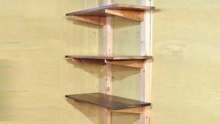 getlinkyoutube.com-Building shelves