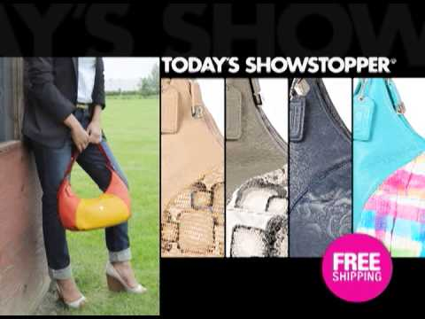 Soprano Handbags Today's Showstopper