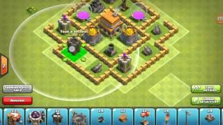 getlinkyoutube.com-Erwan2f-comment faire un bon village hdv 5 maxer